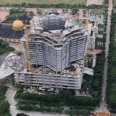 金三角木棉支冠超五星级酒店